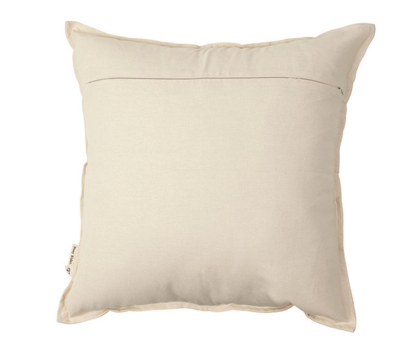 X Cushion Cover - Peach