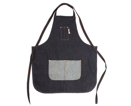 The Makers Apron  - Denim
