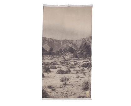 Desert Storm Beach Towel