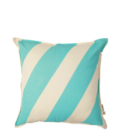 Basic Stripe -Mint Blue