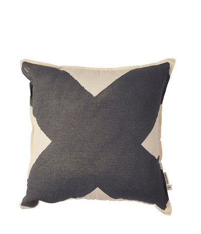 X Cushion  - Black Cushion