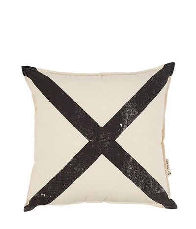 Mr. X Cushion - Black
