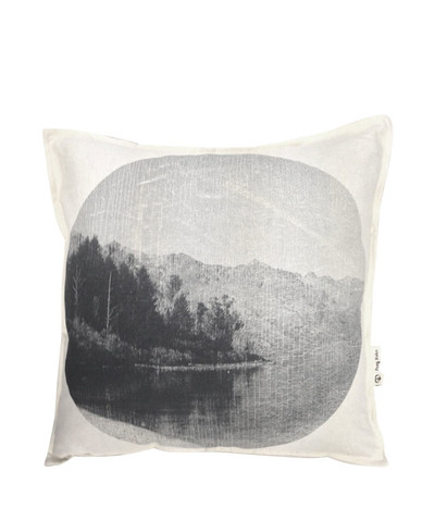 Soft Forest Cushion