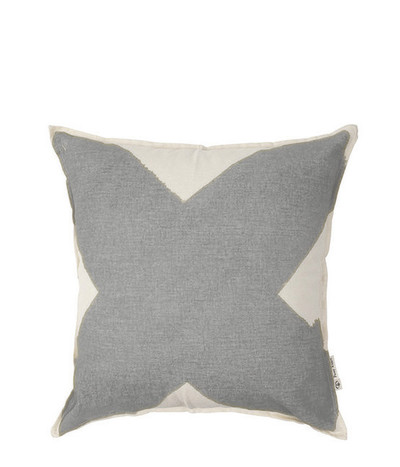 X Cushion - Cool Grey