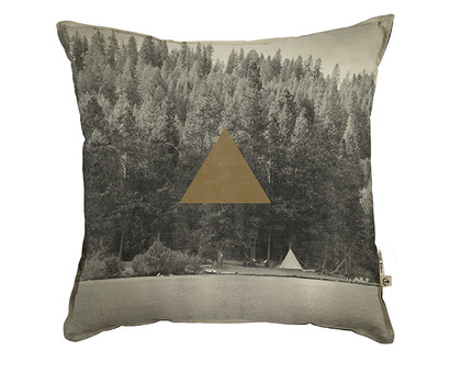 Tee Pee Dreaming Cushion  -