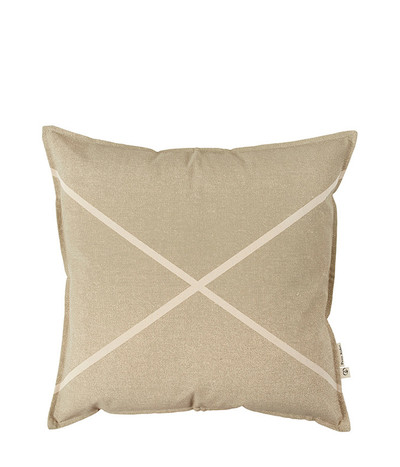 Simple Times Cushion - Sea Grey