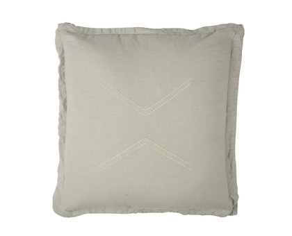 Nomads Cushion Cover - Fern Grey