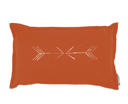 Little Arrow Cushion - Orange