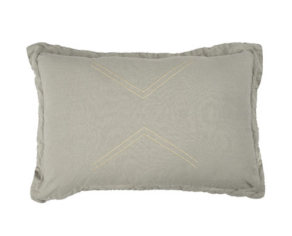 Lil Nomads Cushion -  Fern Grey