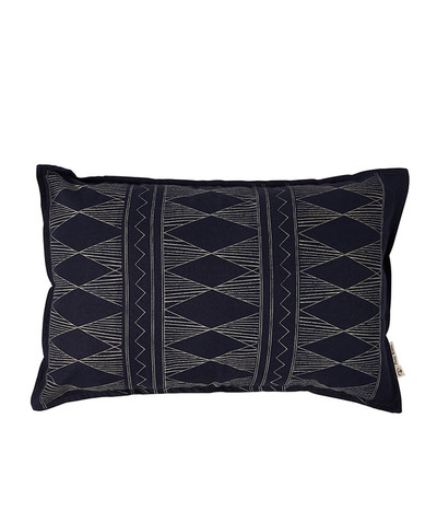 Lil Stormer Cushion - Dark Indigo 55*35