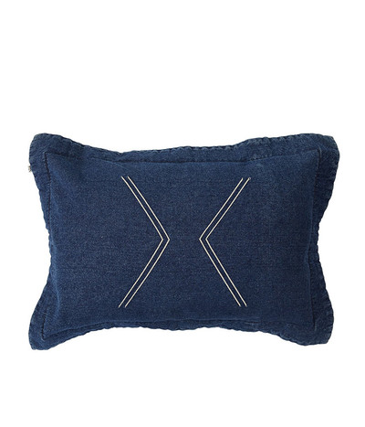 Lil Nomads Cushion - Vintage Washed Denim