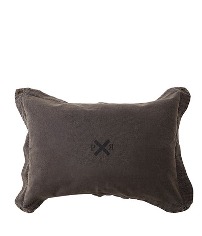 Lil Highlander Cushion - Charcoal