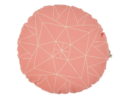 Stary Nights Cushion - Peach