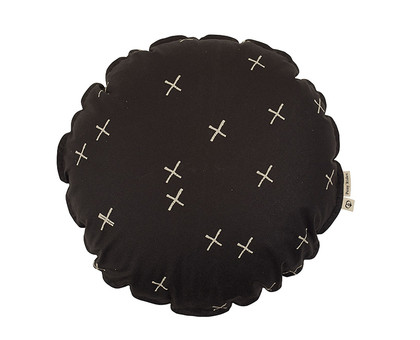 Little Plus Cushion - Black