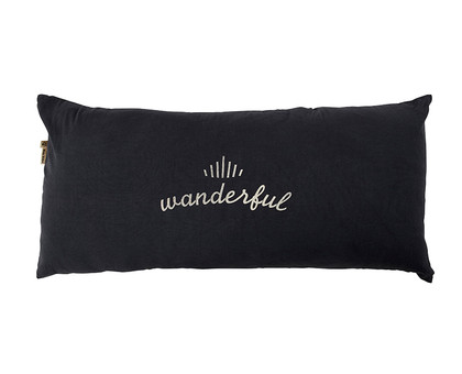 Wanderful Cushion  - Mid Char