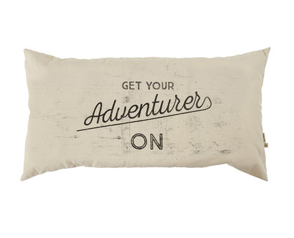 Adventure Camp Cushion