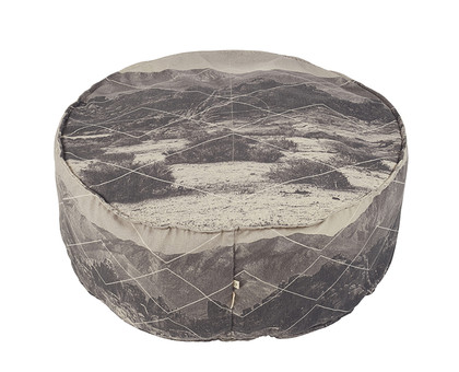 Sunset Dreams - Floor Pouf