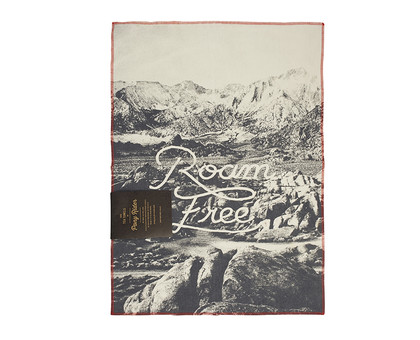 Roam Free Tea Towel