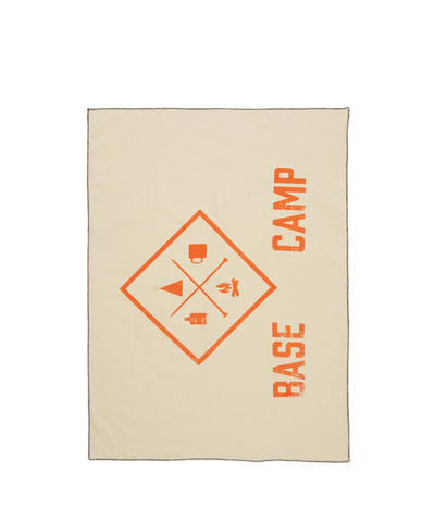 Base Camp Tea Towel - Natural