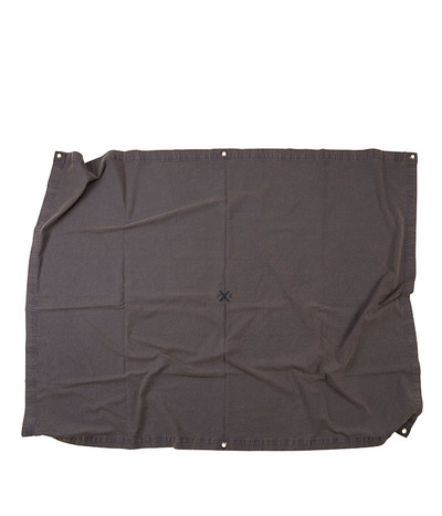 Highlander Throw Charcoal