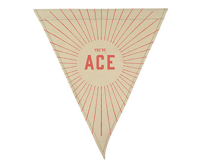 Your Ace Flag - Red