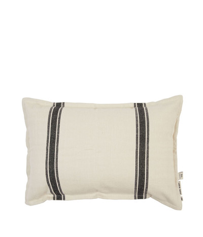 Lil Admiral Cushion | Nat/Black | 35*55