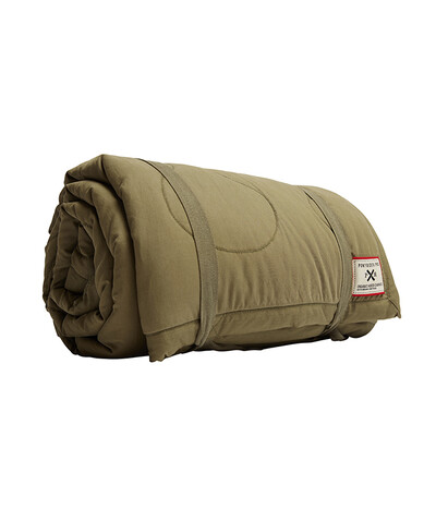 Organic Canvas Sleeping Bag | Khaki | O/S